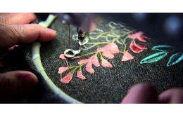 Мифы в машинной вышивке
