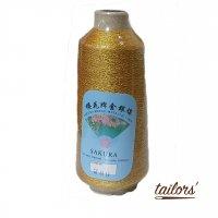 Нить металлизированная вышивальная Sakura sak-289 золото